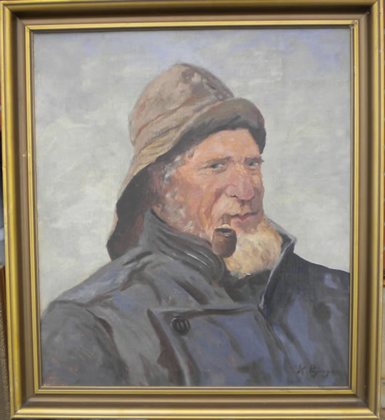 Fisherman from Skagen