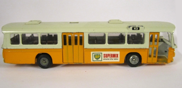 "Toy bus ""KS"""