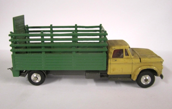 Toy truck Animal transport