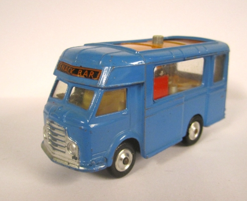 "Toy car ""Snack bar"""